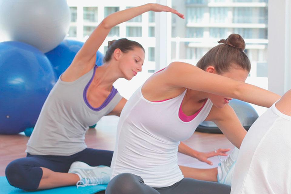 Estiramientos - Anayca - Centro de belleza y bienestar - Centro pilates Pili Gordo