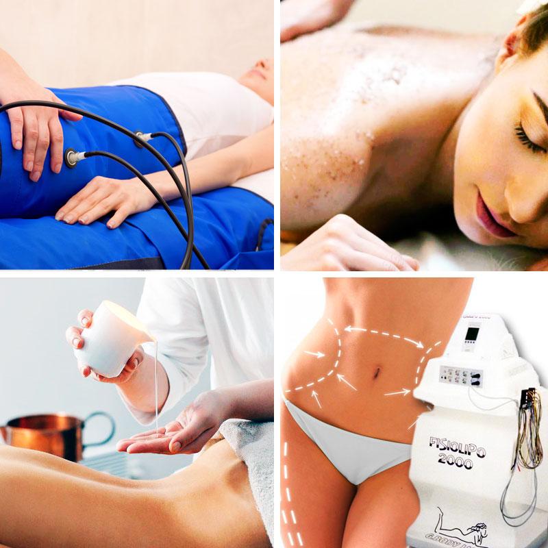 Anayca - Centro de belleza y bienestar - Centro pilates Pili Gordo - Tratamientos de Estética Corporal